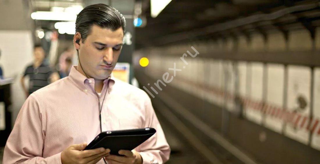 Интернет в Московском метрополитене